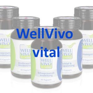 WellVivo vital Nahrungsergänzungsmittel